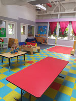 3 to 5 Years Activity Area